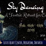 Sky Dancing: A Tantric Retreat for Couples with Darren & Clarity